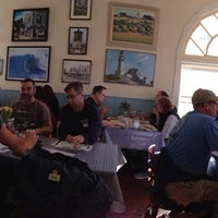 Photo taken at Holly's Lighthouse Cafe by Robert M. on 10/13/2013