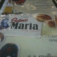 Foto tirada no(a) Boteco Maria por Jeferson G. em 1/12/2013