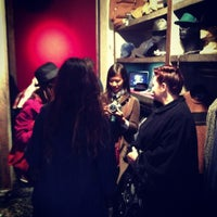 Photo taken at Pigalle Neuf Store by Erhef on 9/27/2012