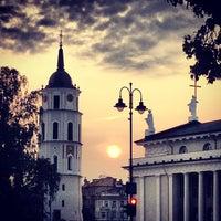 Photo taken at Cathedral Square by Olga 🎀 B. on 7/9/2013