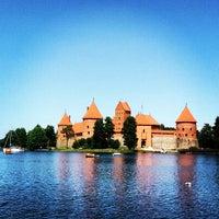 Снимок сделан в Тракайский замок пользователем Olga 🎀 B. 7/12/2013