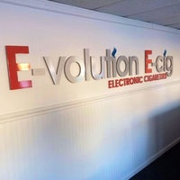 Photo taken at E-volution E-cig by Lourdes R. on 5/7/2014