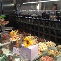 Photo taken at Jordino Chocolateria Desserteria by Nigel H. on 4/12/2014
