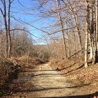Photo taken at Big Gunpowder Trail by Kristen M. on 1/19/2013