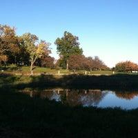 Photo taken at Druid Hill Park by Kristen M. on 10/22/2012