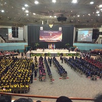Photo taken at Jakarta Convention Center (JCC) by eryza o. on 4/13/2013