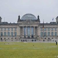 Photo taken at U Bundestag by Μιχάλης Ζ. on 2/4/2017