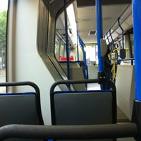 Photo taken at Bus 22 richting Houthavens by XFuckoff on 9/21/2012