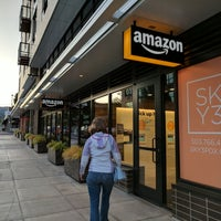 Photo taken at Amazon@Downtown Portland by Marc T. on 10/3/2017