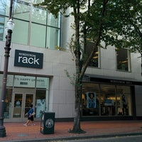 Photo Taken At Nordstrom Rack Downtown Portland By Marc T On 9 24