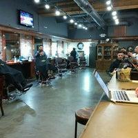 Foto tirada no(a) Throne Barbershop por Marc T. em 2/9/2017