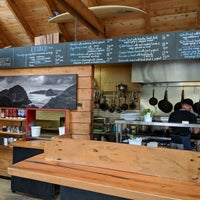 Photo taken at The Piha Cafe by Marc T. on 4/20/2018