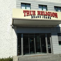 Photo taken at True Religion Brand Jeans HQ by James W. on 3/15/2013