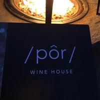 Photo taken at /pôr/ Wine House by Josilyn on 5/19/2016
