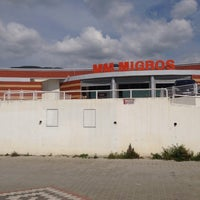 Photo taken at Migros by Hüseyin D. on 3/27/2016