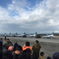 Photo taken at JASDF Tsuiki Air Base by 歩く眼です on 11/30/2014