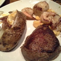 Photo taken at Outback Steakhouse by John B. on 1/26/2013