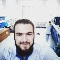Photo taken at SDÜ Çevre Mühendisliği Su ve Atıksu Laboratuvarı by Veysel M. on 6/15/2016