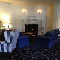 Photo taken at The Nittany Lion Inn by Lisa K. on 1/20/2013