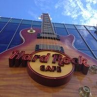 Photo taken at Hard Rock Cafe Las Vegas by Victoria C. on 12/29/2012