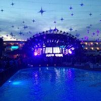 7/9/2013にNatalie (Arda) 👑 M.がUshuaïa Ibiza Beach Hotelで撮った写真
