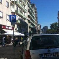 Photo taken at Rua de Entrecampos by Luis F. on 10/3/2012