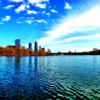 Photo taken at Zilker Park by Leon C. on 1/20/2013