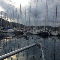 10/23/2012 tarihinde Elvin Ö.ziyaretçi tarafından Ece Saray Marina Resort'de çekilen fotoğraf