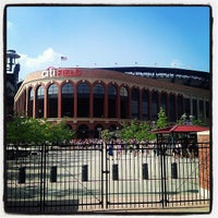 Photo taken at Citi Field by Dan P. on 7/21/2013