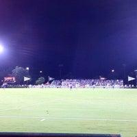 Photo taken at HESS® Sports Fields by Jeffrey B. on 7/13/2014