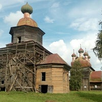 Photo taken at церковь Архангела Михаила by Татьяна О. on 7/29/2016