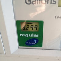 Photo taken at BP by Steven on 10/26/2012