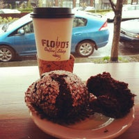 Photo taken at Floyd's Coffee Shop by yehudi m. on 2/22/2013