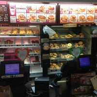 Photo taken at Dunkin' Donuts by Steven J. on 3/2/2013