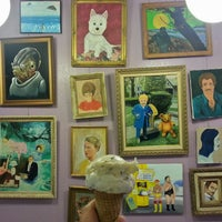 Photo taken at Sparky's Homemade Ice Cream by Sean M. on 7/25/2013