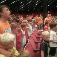 Photo taken at Woodland Hills Family Church by Sean M. on 7/3/2013