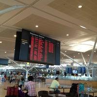 Photo taken at Brisbane Airport International Terminal by DW on 1/19/2013