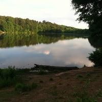 Photo taken at Murphey Candler Park by Preston E. on 5/27/2013