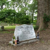 Photo taken at Robert Johnson's Grave by Joe E. on 7/9/2014