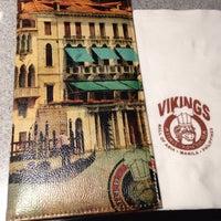 Photo taken at Vikings by Mas M. on 4/14/2014