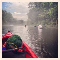 Photo taken at Wakulla River by Jeff L. on 9/2/2013