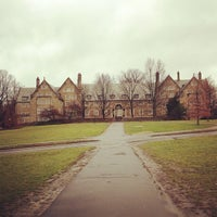 Photo taken at Risley Residential College by Lua W. on 12/18/2012