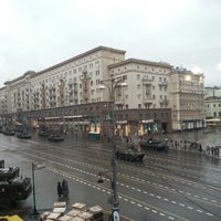 Снимок сделан в Тверская улица пользователем Ya 4/25/2013