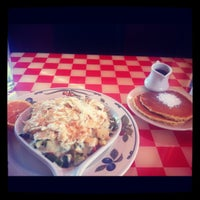 Photo taken at Egg'lectic Cafe by Melan E. S. on 10/2/2012