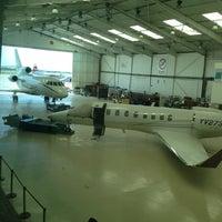 Photo taken at Hangar  PDVSA - SVMI by Franklin R. on 6/27/2013