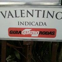 Foto tirada no(a) Valentino Restaurante por Roberta N. em 12/31/2012