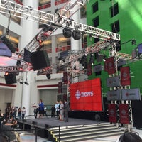 Photo taken at Canadian Broadcasting Corporation (CBC) by Craig S. on 8/1/2017