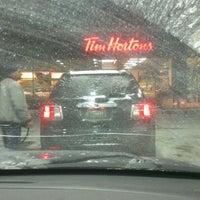 Photo taken at Tim Hortons by Tina1s2sing on 1/21/2013