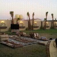 Photo taken at جاخور حمادة by Nasser H. on 12/24/2012