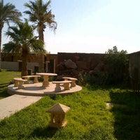 Photo taken at جاخور حمادة by Nasser H. on 1/13/2013